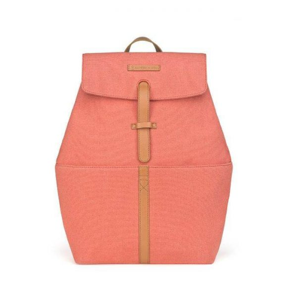 Kapten & Son Copenhagen Backpack - Coral Brown