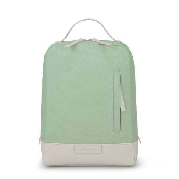 Kapten & Son Lillestrom Backpack - Sand Mint
