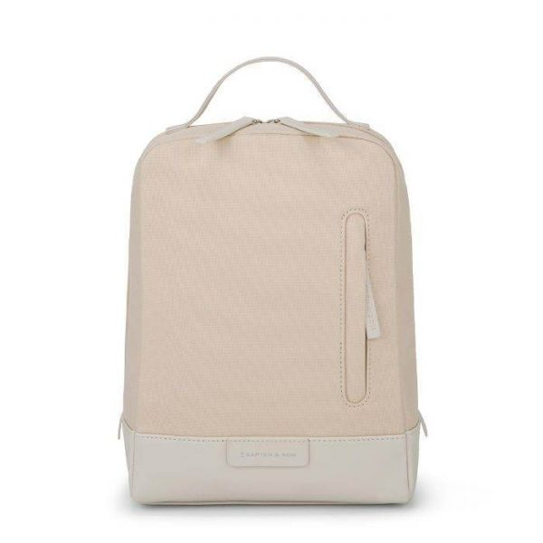 Kapten & Son Lillestrom Backpack - Sandstone