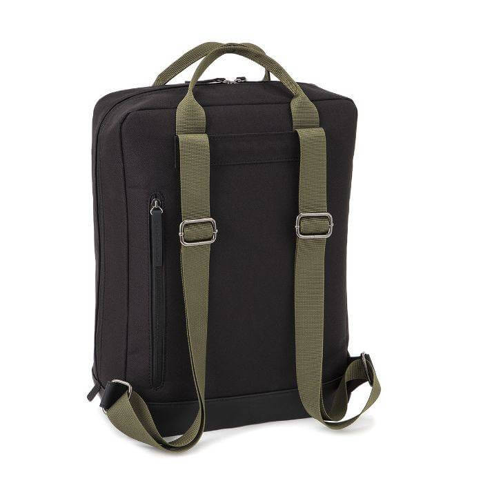Kapten & Son Malmo Backpack - Olive Black