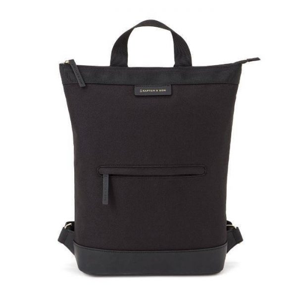 Kapten & Son Umea Backpack - All Black