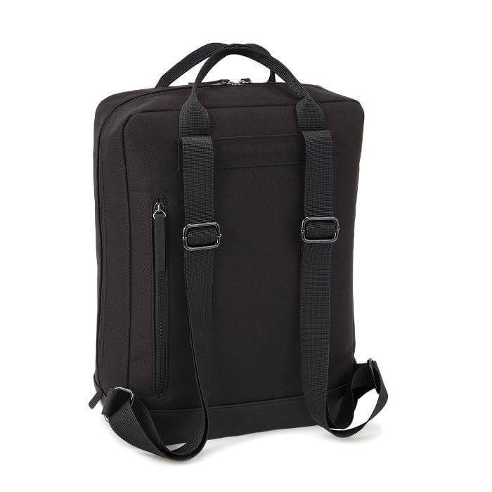 Kapten & Son Malmo Backpack - All Black